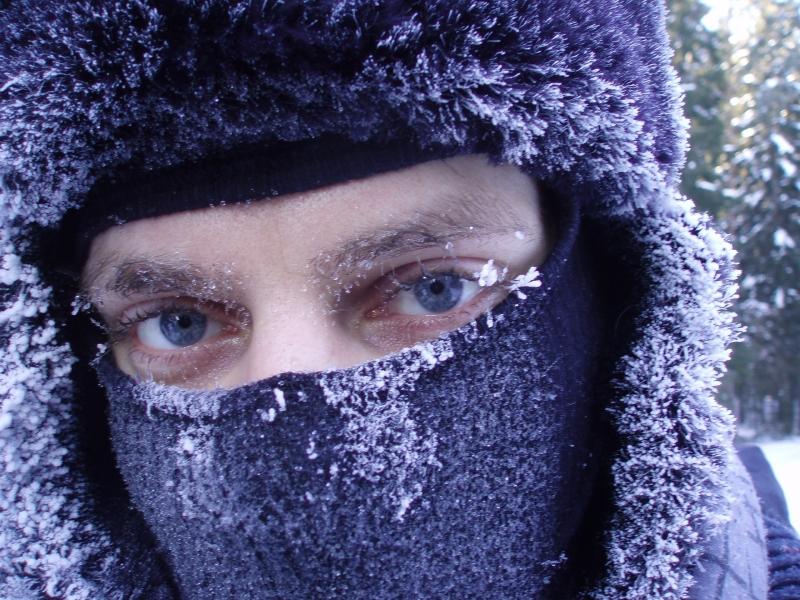 19. Kristlikud matkalised trotsisid talvekülma: Talvematk