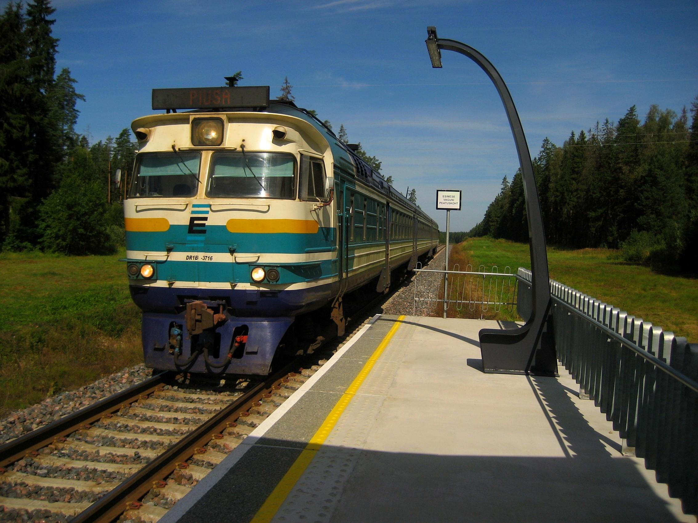 21G. Põlvamaa matk (Rongi-eri)
